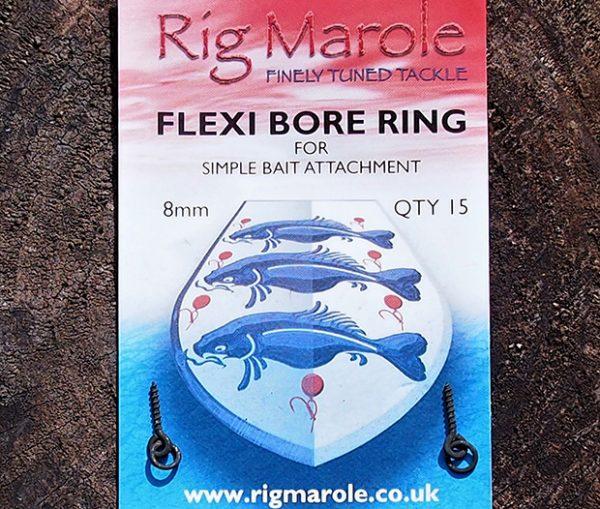 Rig Marole - Flexi Bore Ring 8mm 1