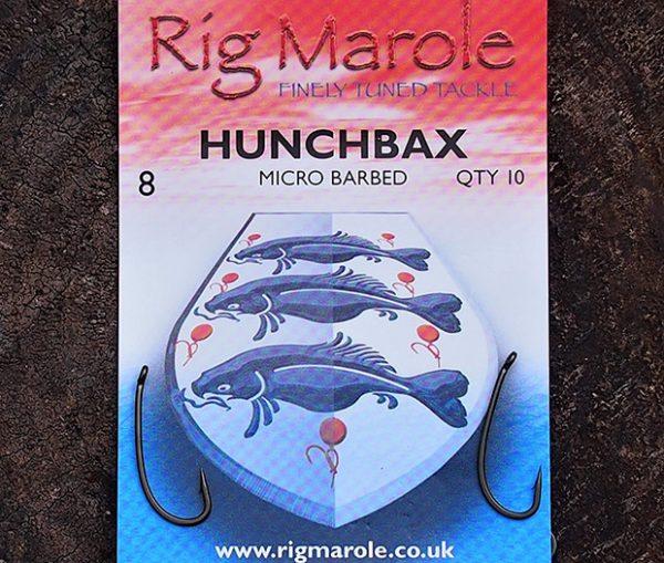 Rig Marole - Hunchbax Barbless Size 8 1