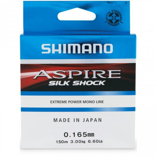 Aspire Silk Shock 0.145mm 50m 1