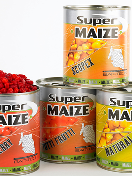 Bait-Tech - Super Maize Tutti Frutti 1